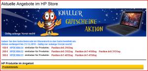 Die Angebote vom 16. Dezember 2010