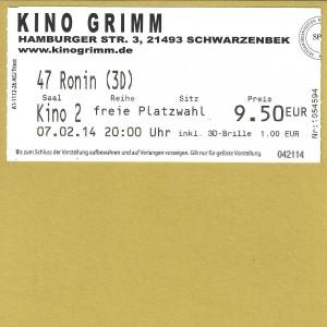 Kinokarte_2014-02-07_47Ronin