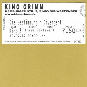 Kinokarte_2014-04-12_DieBestimmung-Divergent